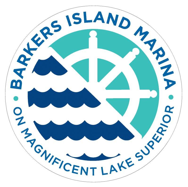 Barker's Island Logo